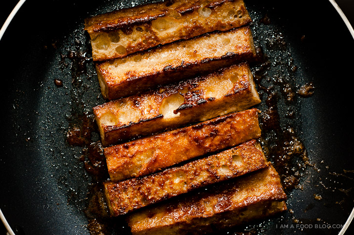 These French Toast Sticks Were Just What I Wanted A Crisp Shattering Sugar Shell Giving Way To Eggy Bread
