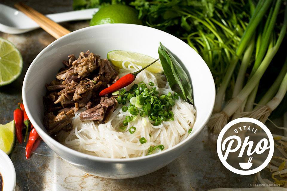 Oxtail Pho Recipe · i am a food blog