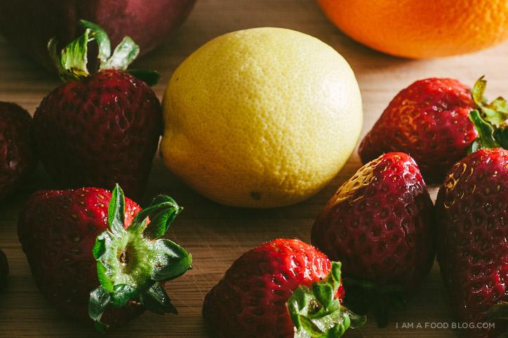 sangria recipe - www.iamafoodblog.com