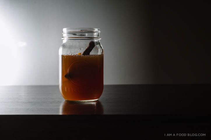 spiced apple cider recipe - www.iamafoodblog.com
