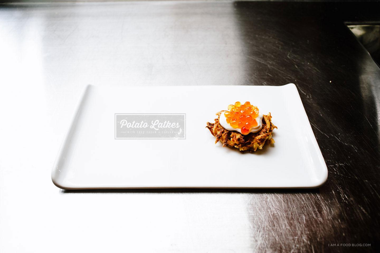 latkes recipe - www.iamafoodblog.com
