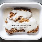chicken fried steak recipe - www.iamafoodblog.com