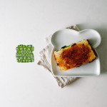 broccoli & cheddar grilled cheese