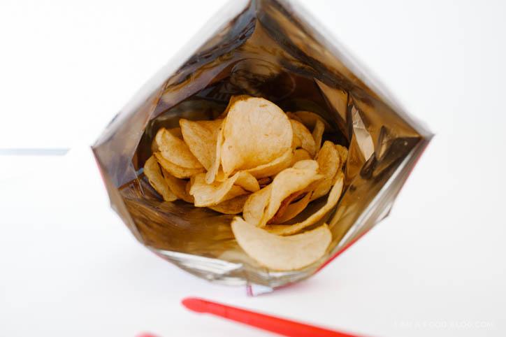 calbee kfc chip review - www.iamafoodblog.com