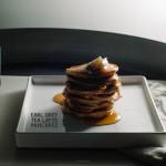 earl grey tea latte pancakes