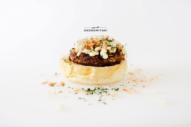 okonomiyaki burger