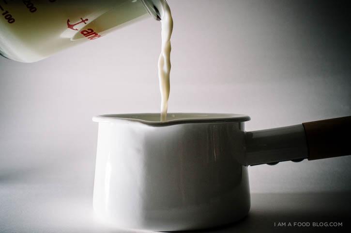 sweetened condensed milk - www.iamafoodblog.com