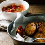 crispy eggplant recipe - www.iamafoodblog.com