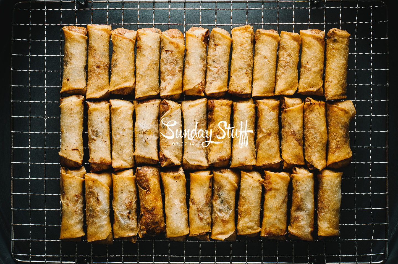 vietnamese spring rolls - www.iamafoodblog.com