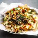 california roll nacho recipe - www.iamafoodblog.com