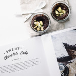 mini swedish chocolate cake recipe - www.iamafoodblog.com