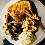 lemongrass braised turkey leg recipe - www.iamafoodblog.com
