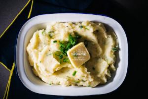 miso mashed potato recipe - www.iamafoodblog.com