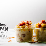spam mac and cheese recipe - www.iamafoodblog.com