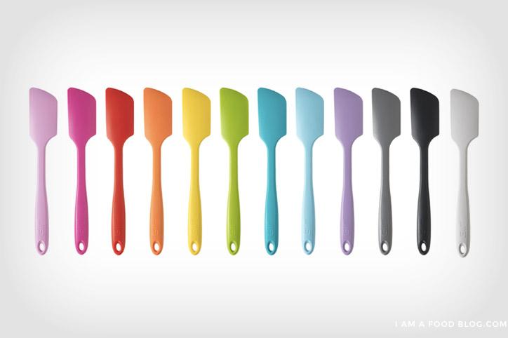 gift guide: gir spatulas - www.iamafoodblog.com