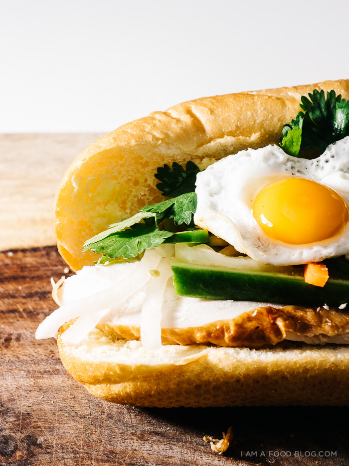 turkey breakfast banh mi-4
