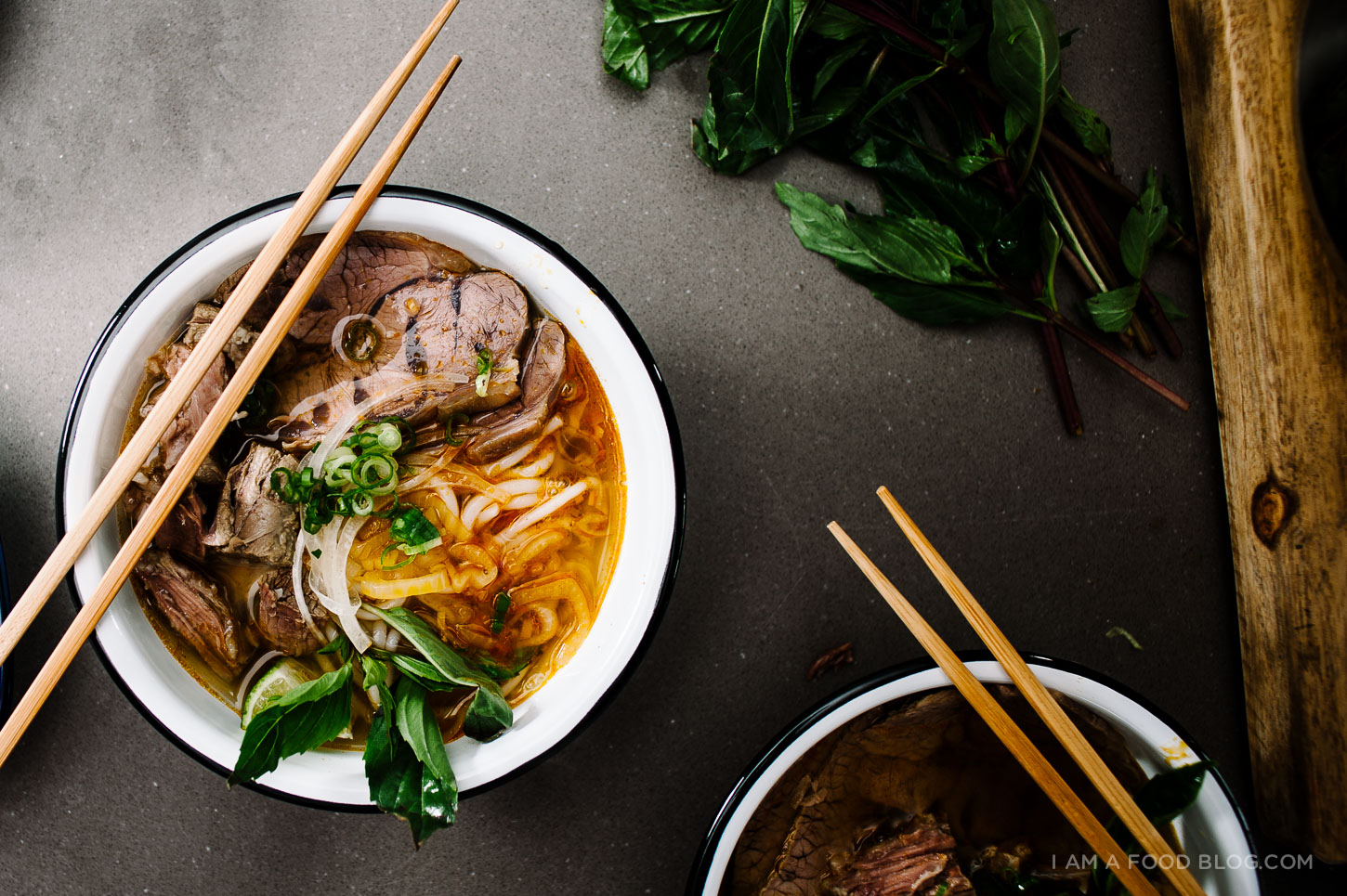 The best of 2014 a recipe round up i am a food blog i am a food blog spicy vietnamese noodle soup bun bo hue recipe iamafoodblog forumfinder Image collections