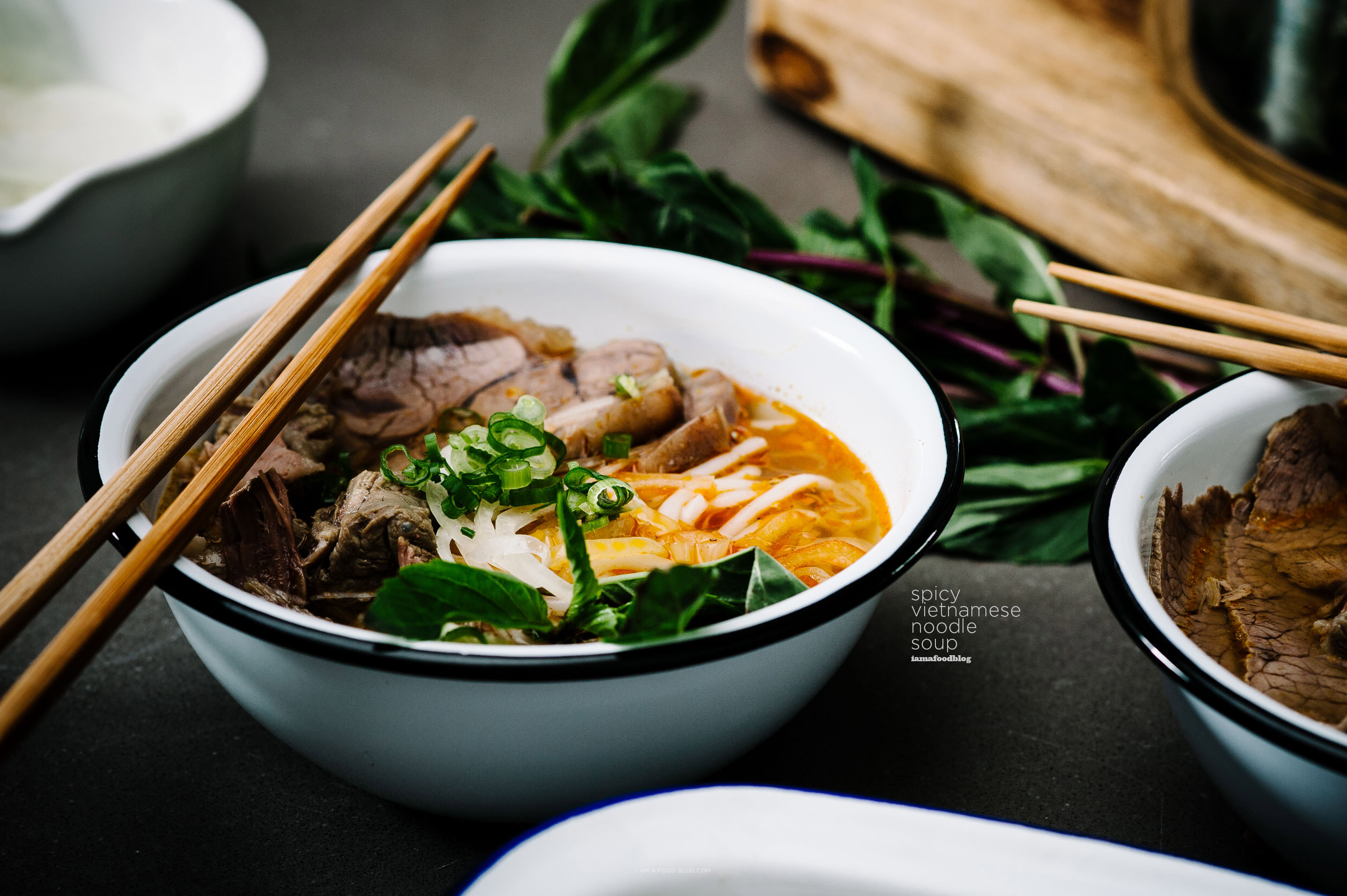 Bun Bo Hue Recipe: The Spicy Vietnamese Noodle Soup You Never Knew You Loved · i am a food blog