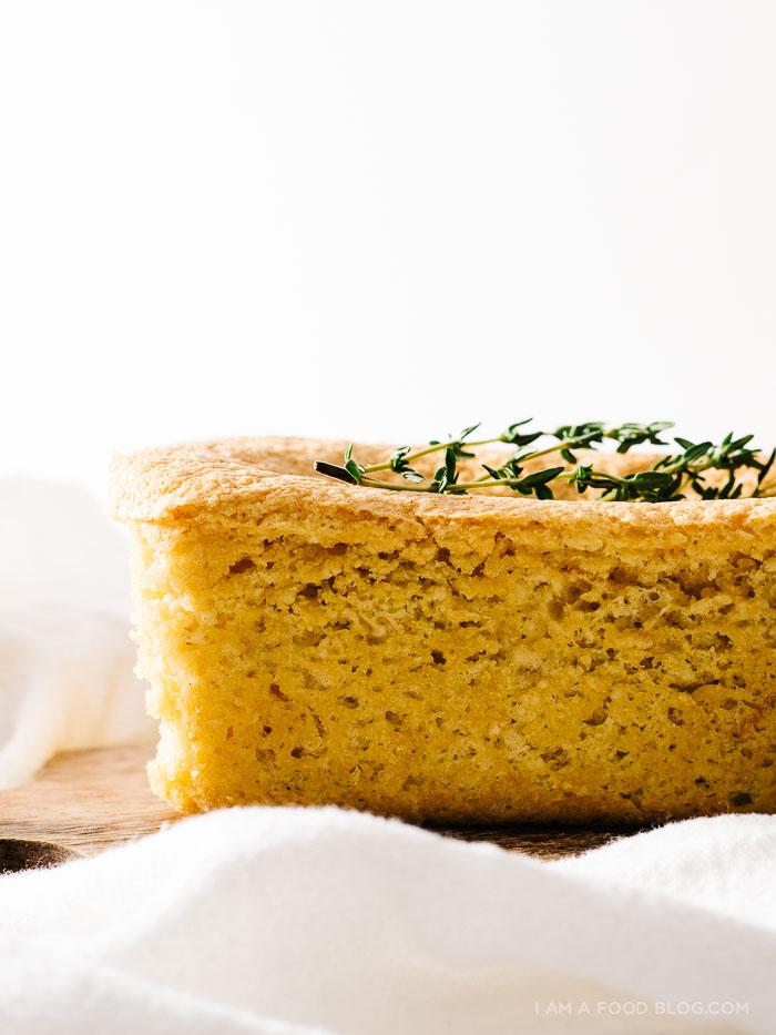 Meyer Lemon Cake With Almond Flour