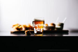 afternoon beer - www.iamafoodblog.com