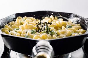 jalapeno broccoli mac and cheese recipe - www.iamafoodblog.com