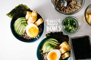 quinoa breakfast bowl recipe - www.iamafoodblog.com