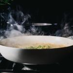 one pot lemon scallop pasta recipe - www.iamafoodblog.com