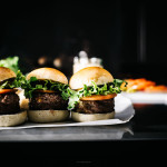 sliders with jalapeno burger sauce - www.iamafoodblog.com