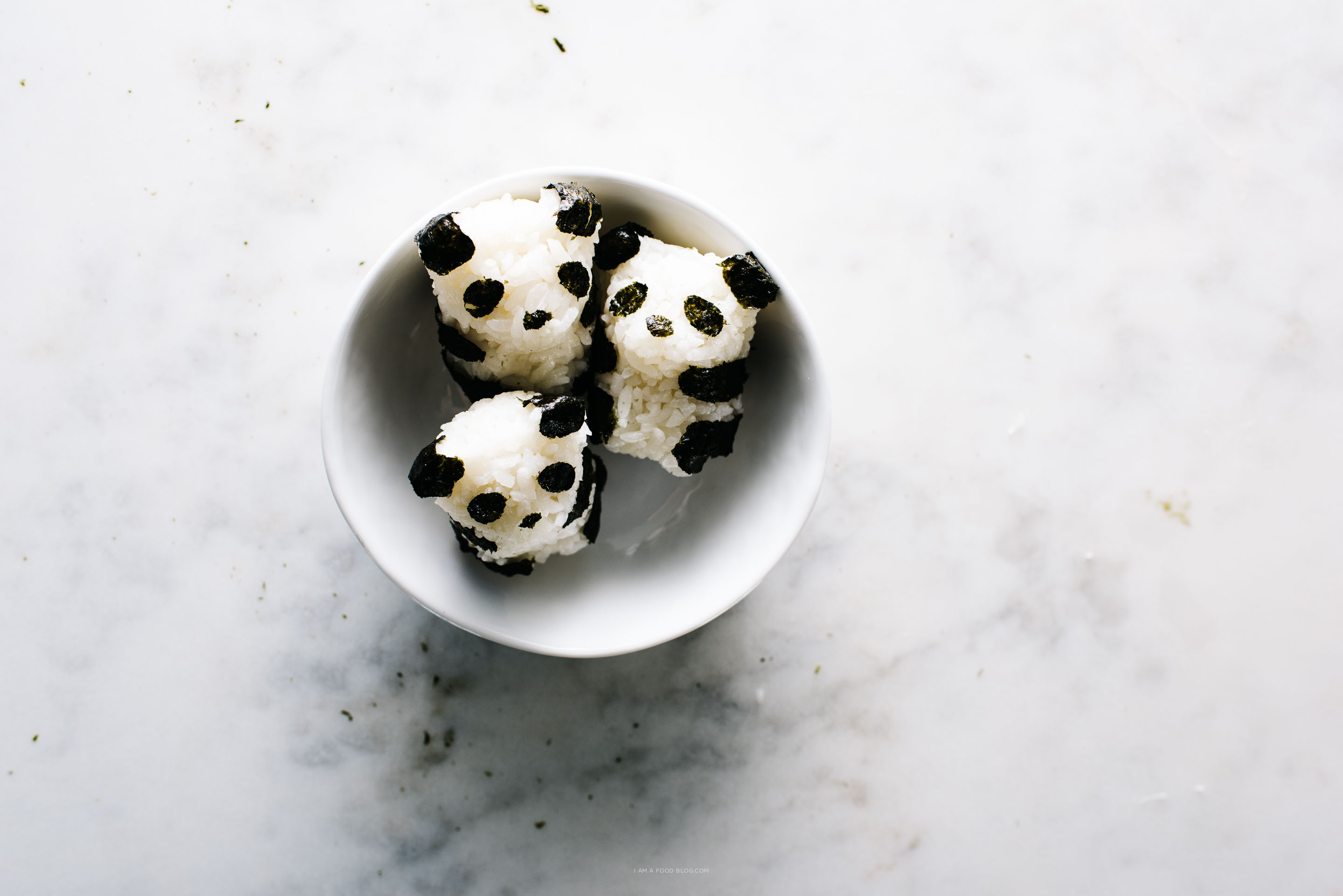 friday finds - panda sushi - www.iamafoodblog.com