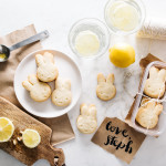 lemon shortbread recipe - www.iamafoodblog.com