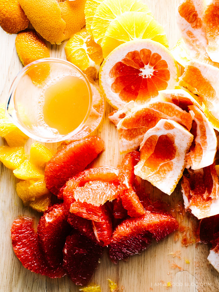 summer session old fashioned recipe - www.iamafoodblog.com