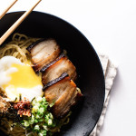 bacon and egg ramen recipe - www.iamafoodblog.com
