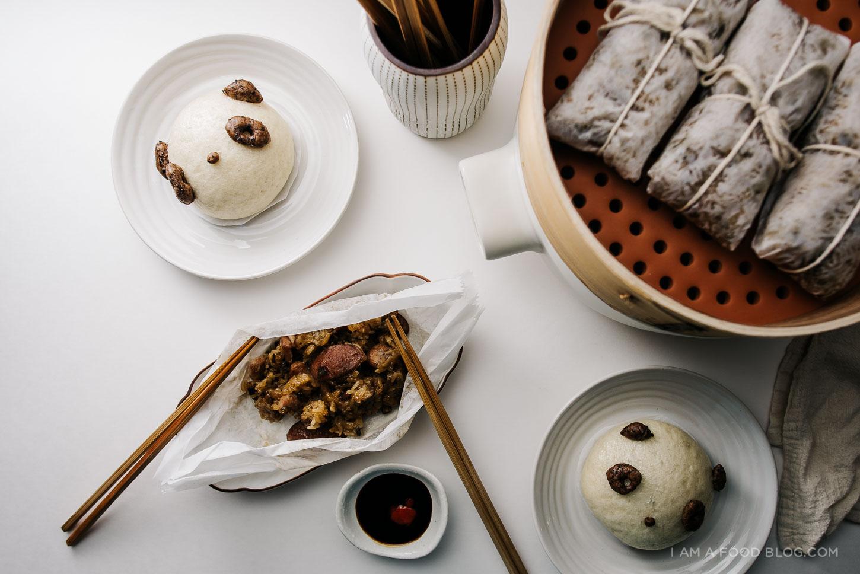 chinese bbq pork buns - www.iamafoodblog.com