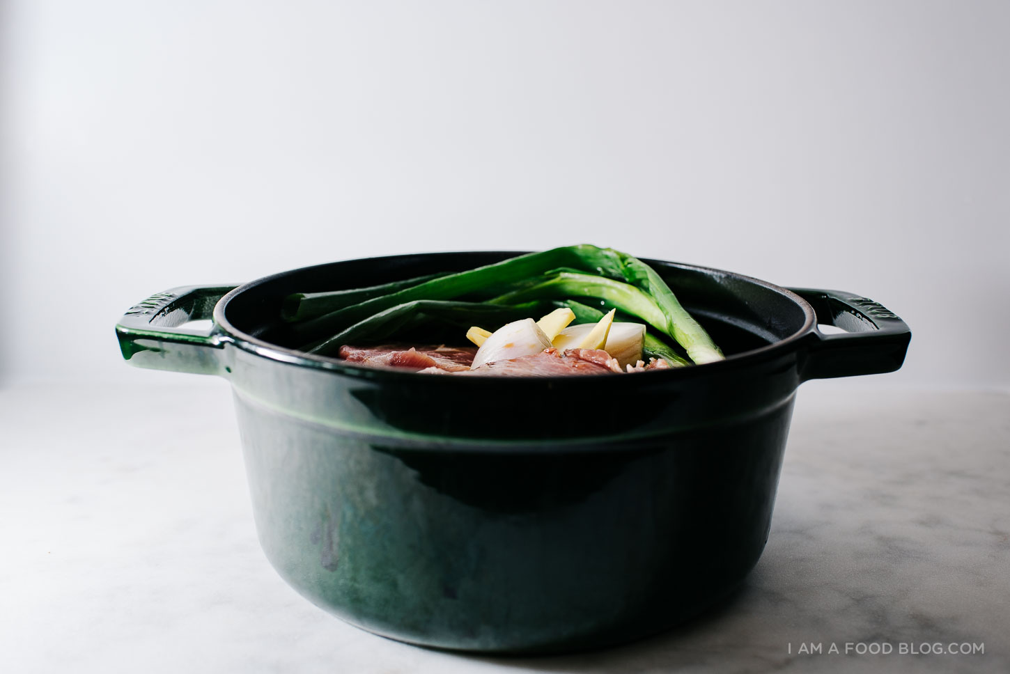 braised chashu pork shoulder recipe - www.iamafoodblog.com