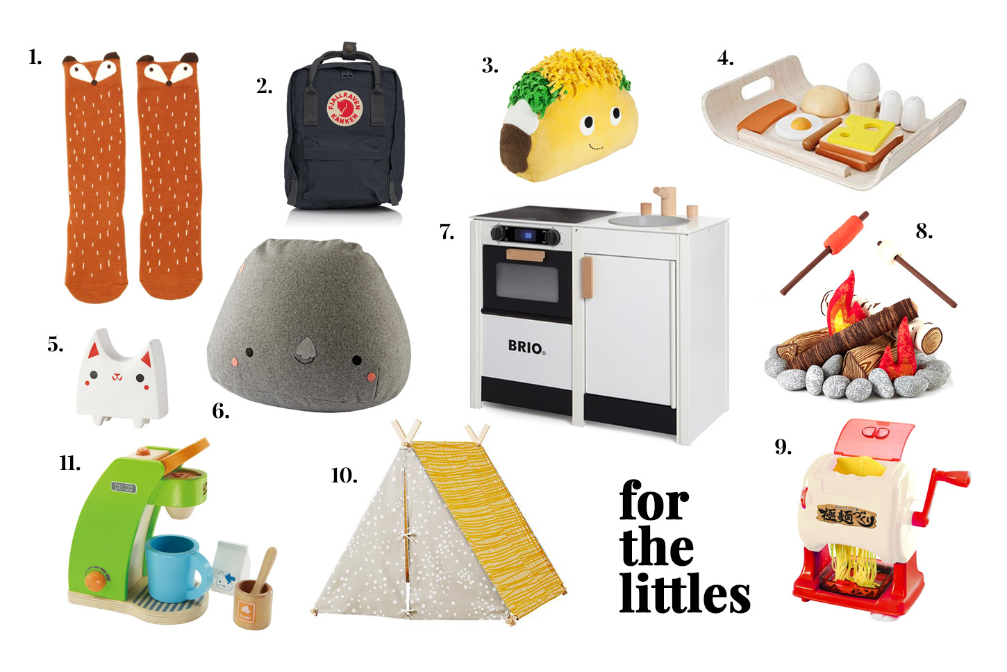 i am a food blog for the littles gift guide