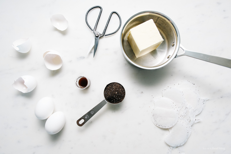vanilla earl grey london fog cake - www.iamafoodblog.com