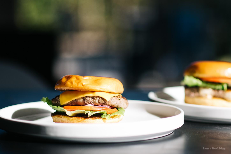 flag burger - www.iamafoodblog.com