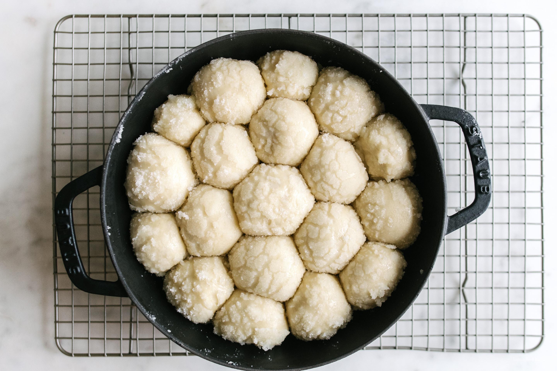 Challah Tipsy Cake - www.iamafoodblog.com
