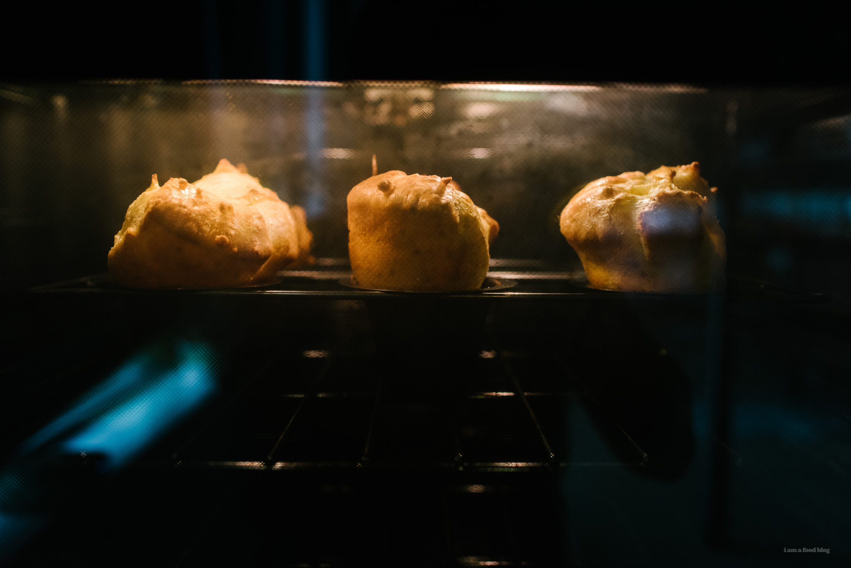Yorkshire Pudding Recipe - www.iamafoodblog.com