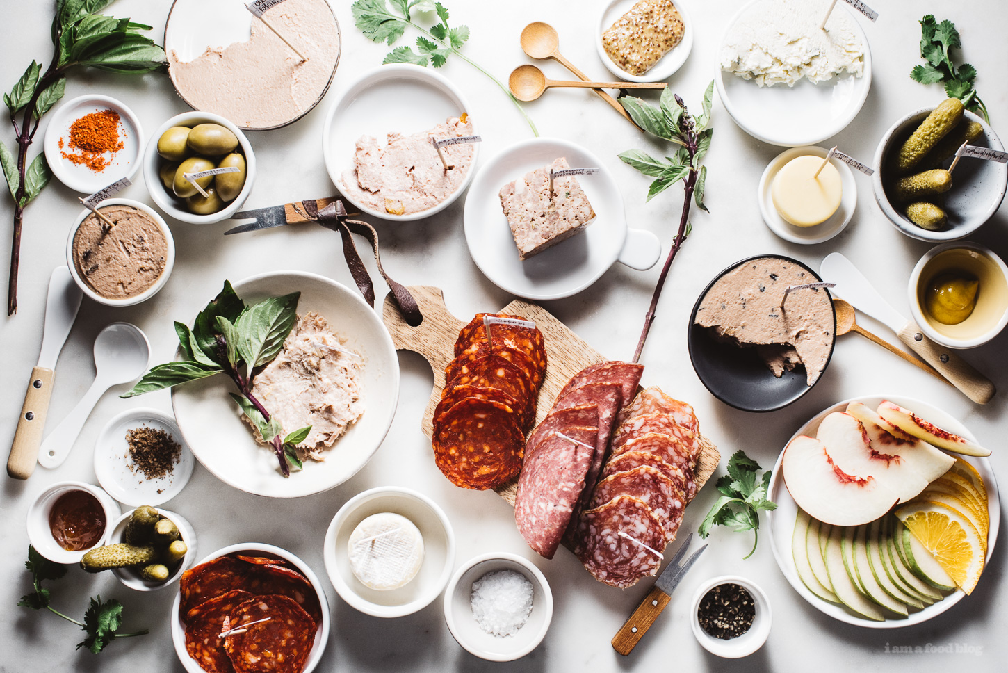 charcuterie at home - www.iamafoodblog.com