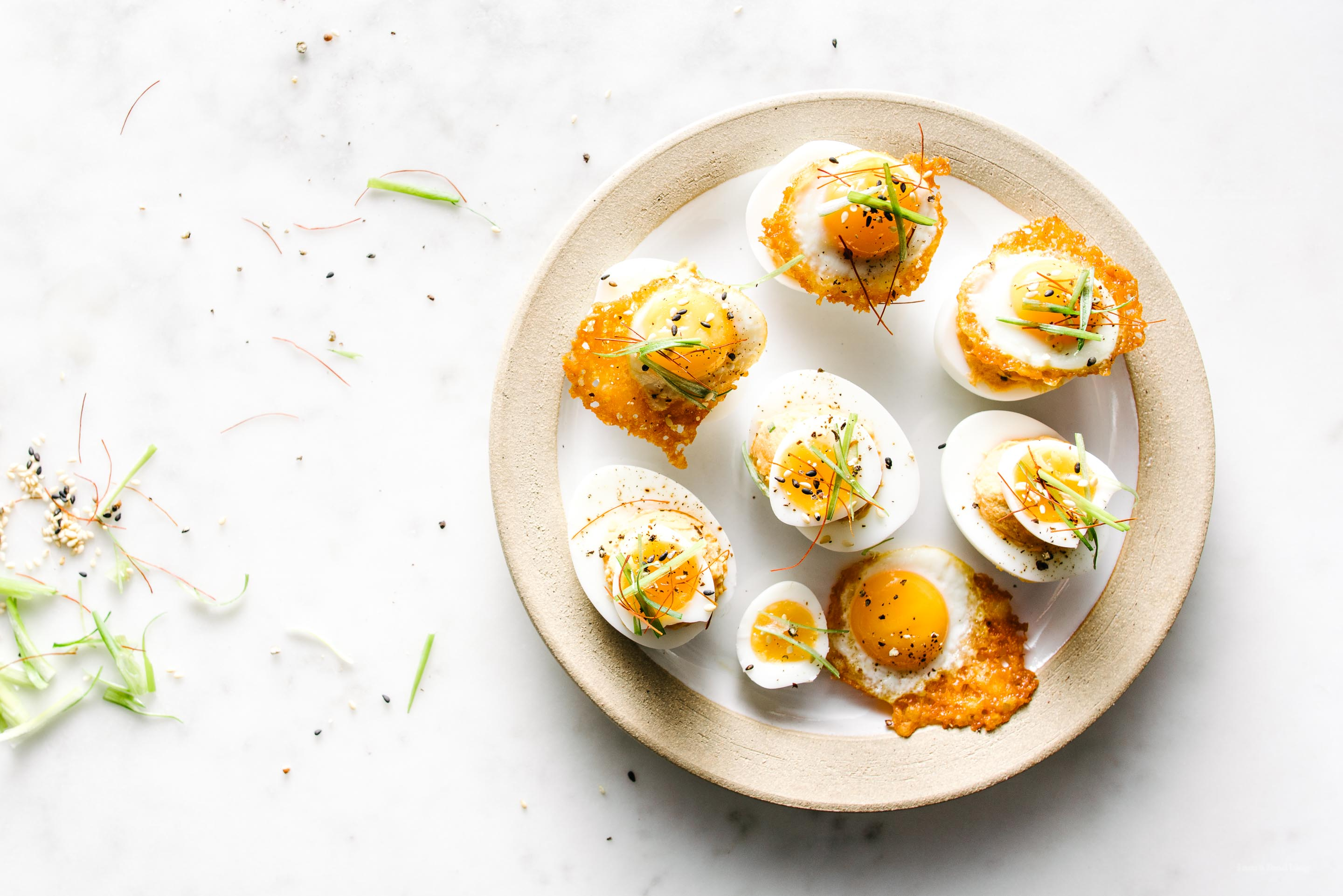 Easter Egg Round Up: Devilishly Good Deviled Egg Recipes