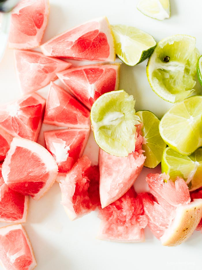 Citrus Sage Tonic Recipe - www.iamafoodblog.com