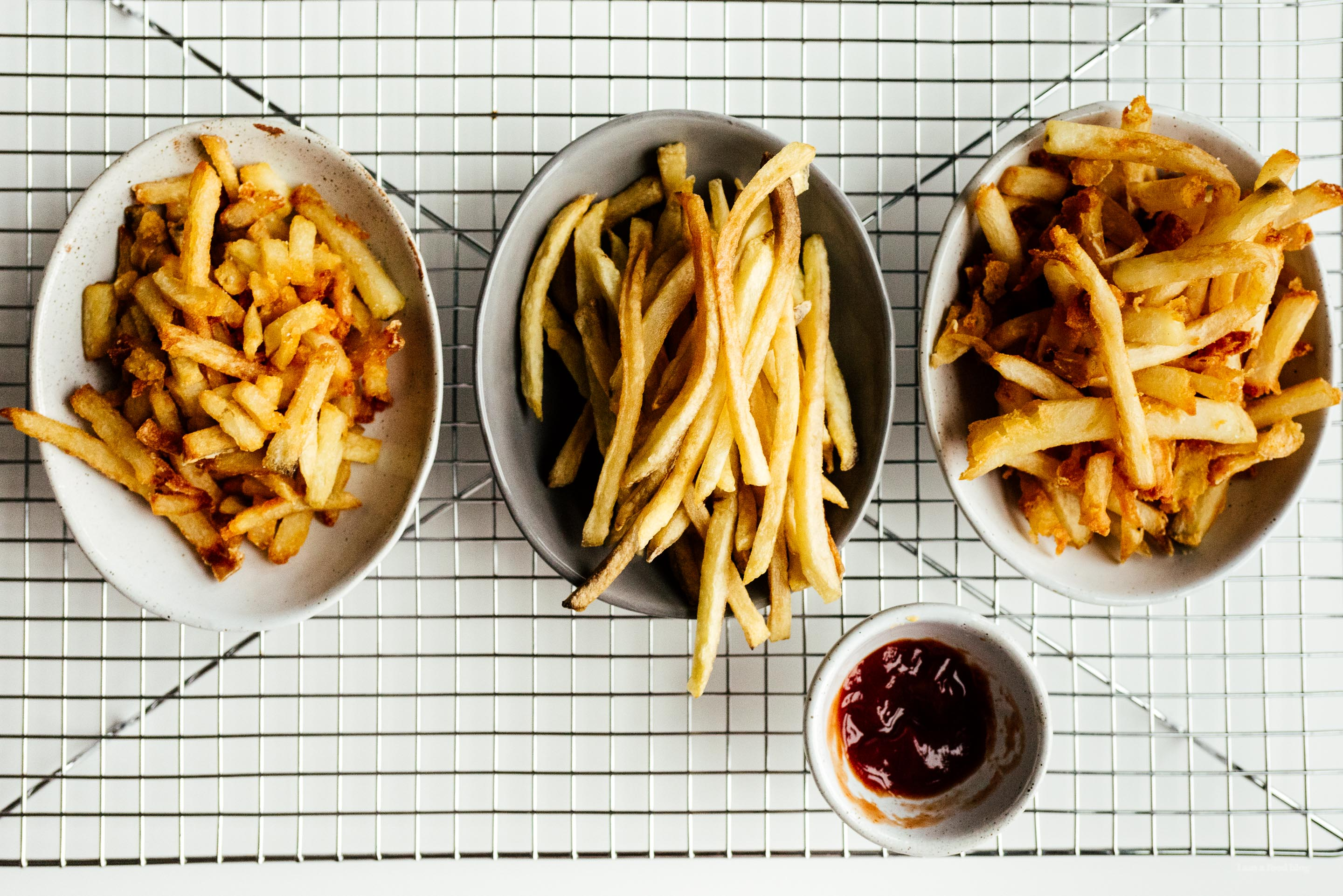 The easiest way to make french fries at home