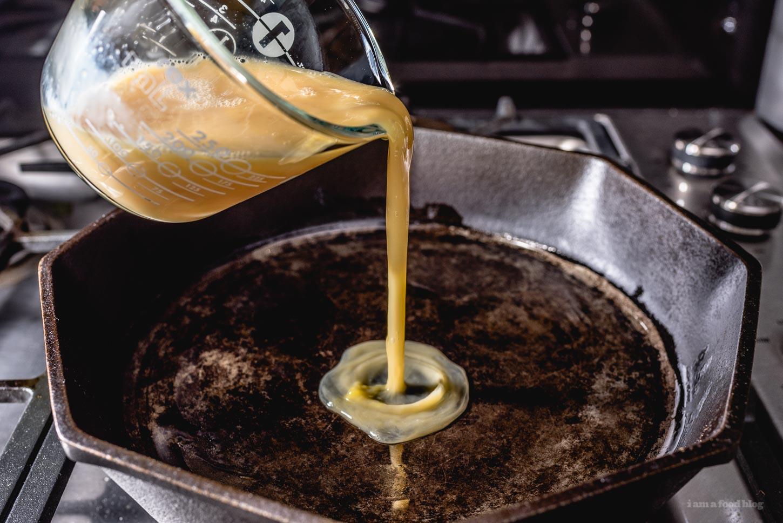 How to Make Veggie Fried Rice | www.iamafoodblog.com