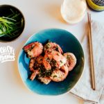 Tom Rang Muoi/Crispy Vietnamese Roasted Salt Garlic Prawns Recipe