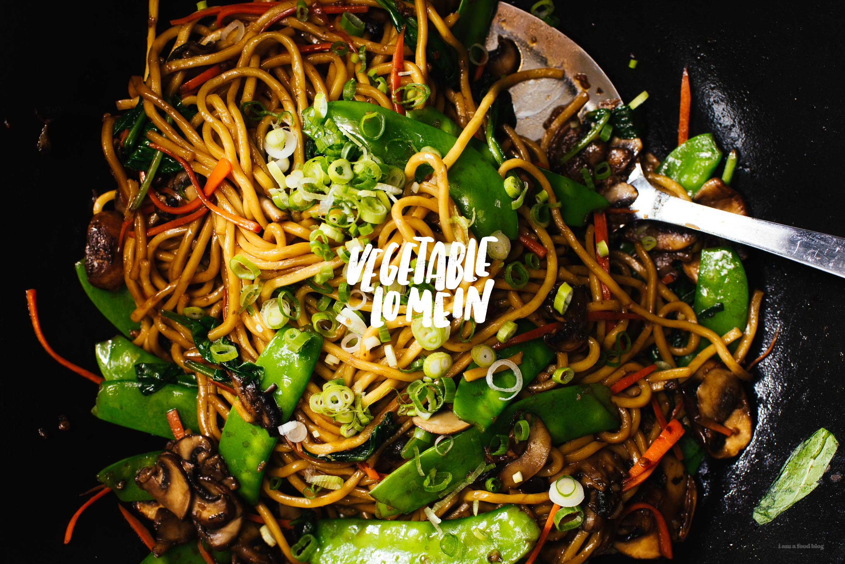 Take Out at Home: The Real Lo Mein Recipe