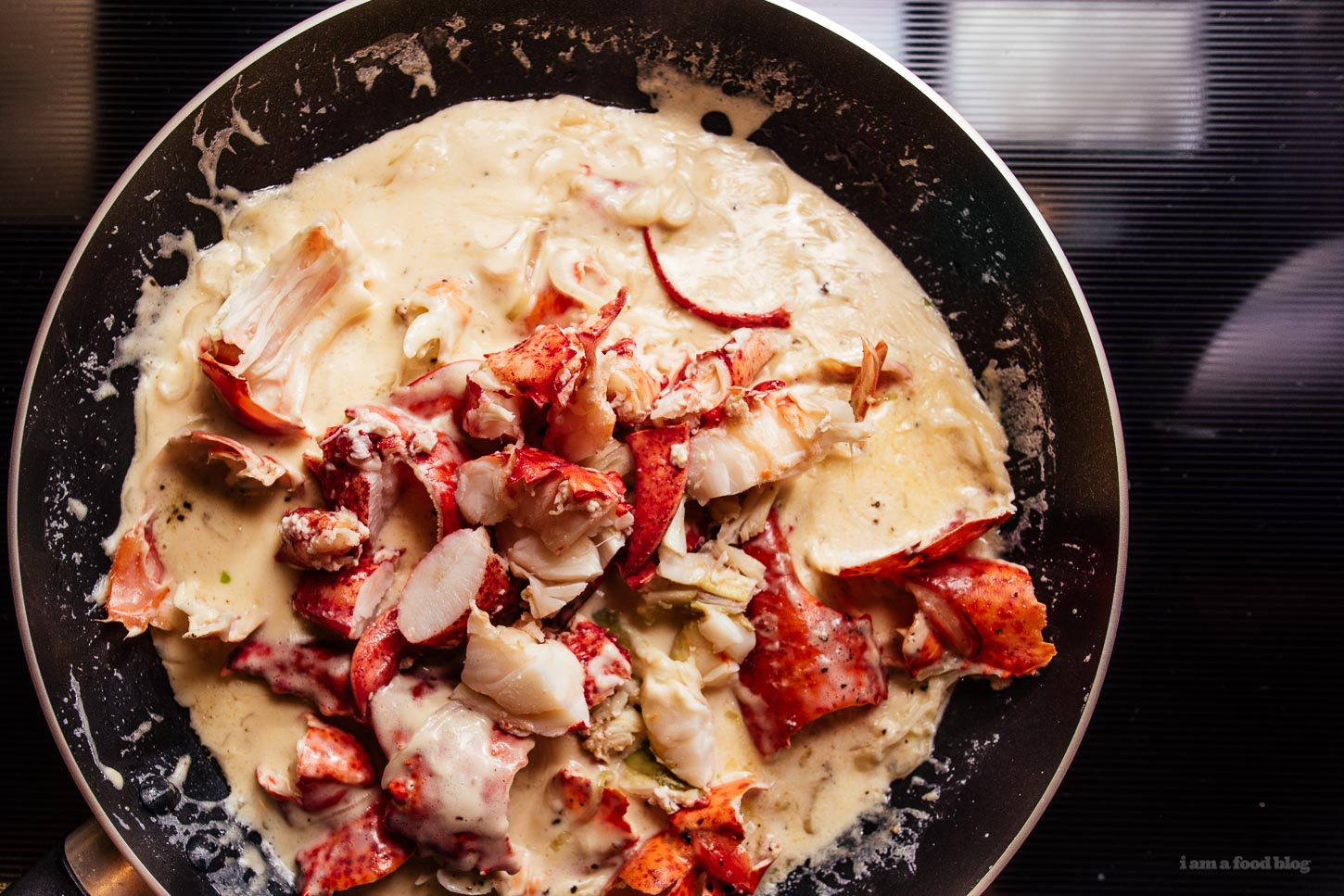 Creamy lobster pasta recipe celebrity news for How to make lobster pasta