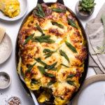 pumpkin sage lasagna | i am a food blog