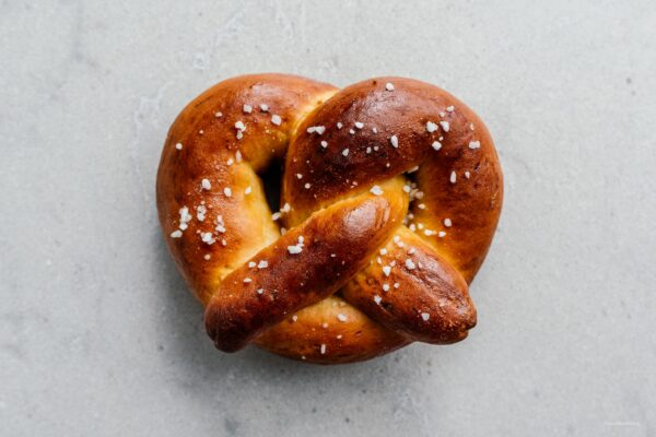 pretzel recipe | www.iamafoodblog.com