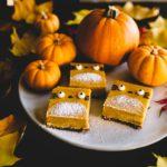 pumpkin cheesecake totoros - www.iamafoodblog.com